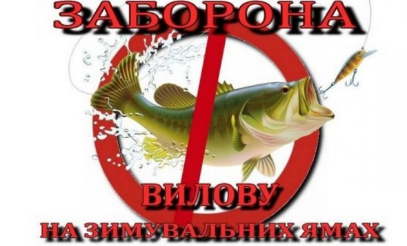 З 1 листопада забороняється рибалити на зимувальних ямах, - Тернопільський рибоохоронний патруль